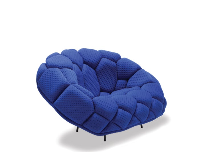 Ronan & Erwan Bouroullec Quilt Armchair for Established & Sons In New Condition For Sale In London, GB