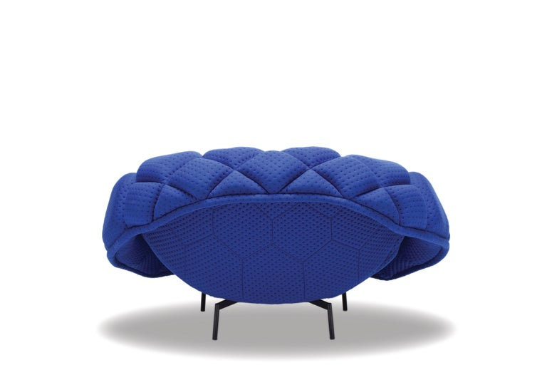 Contemporary Ronan & Erwan Bouroullec Quilt Armchair for Established & Sons For Sale