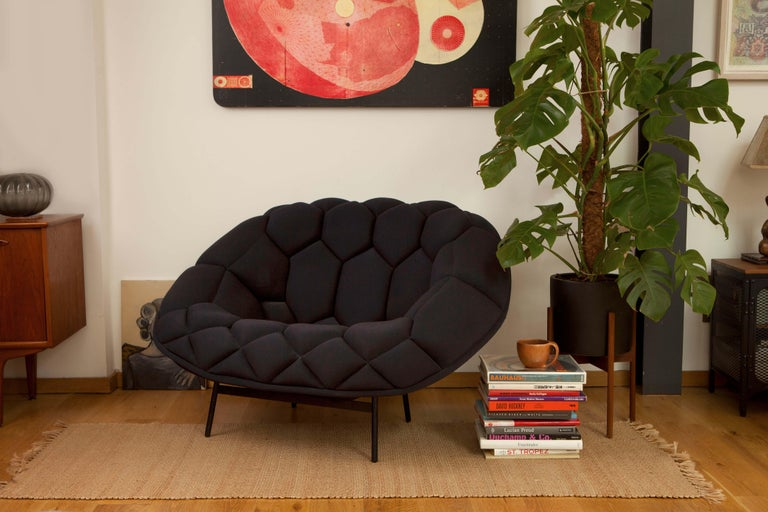 Ronan & Erwan Bouroullec Quilt Armchair for Established & Sons For Sale 1