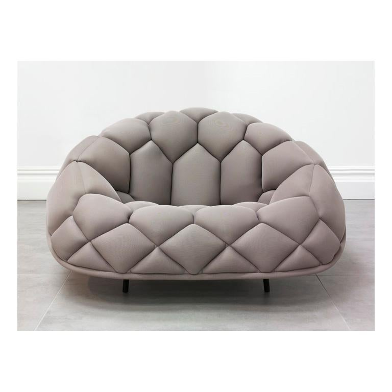 Ronan & Erwan Bouroullec Quilt Armchair for Established & Sons For Sale 2