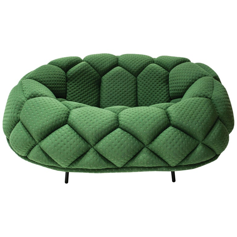 Ronan & Erwan Bouroullec Quilt Armchair for Established & Sons For Sale