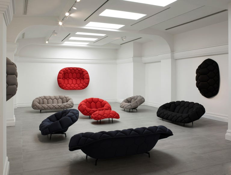 Ronan & Erwan Bouroullec Quilt Sofa for Established & Sons For Sale 1
