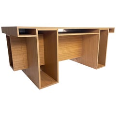 Ronchamp Writing Desk New from American Minimalist William Earle