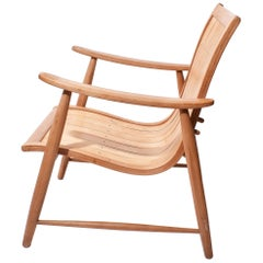 """Mid-Century """"Ronco"""" Easy Chair by Jacob Müller for Wohnhilfe, Switzerland, 1940"""