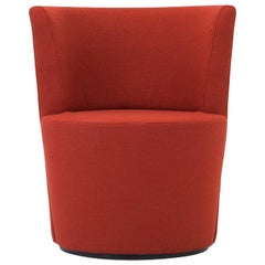Ronda Red Armchair