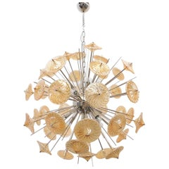 Rondella Sputnik Chandelier by Fabio Ltd