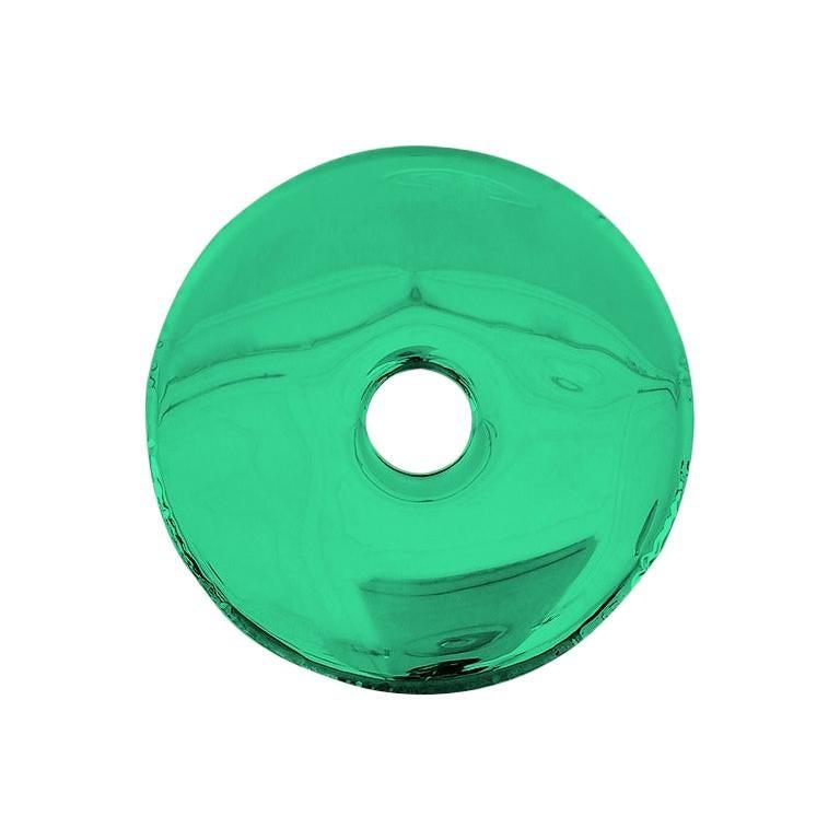Rondo 120 Emerald, Original Decorative Wall Mirror, Zieta