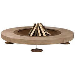 Rondo Fire Pit by AK47 Design