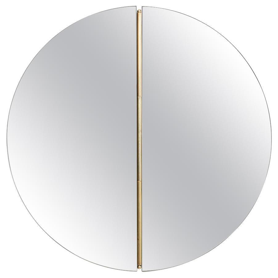 Rondo Mirror by Bernhardt-Vella for Mingardo