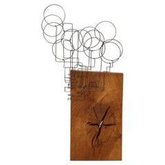 """Ronds,"" Unique Sculpture by William Lemariey"