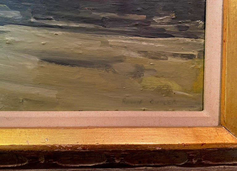 Ronnie Culter Abstract Landscape In Good Condition For Sale In New York, NY
