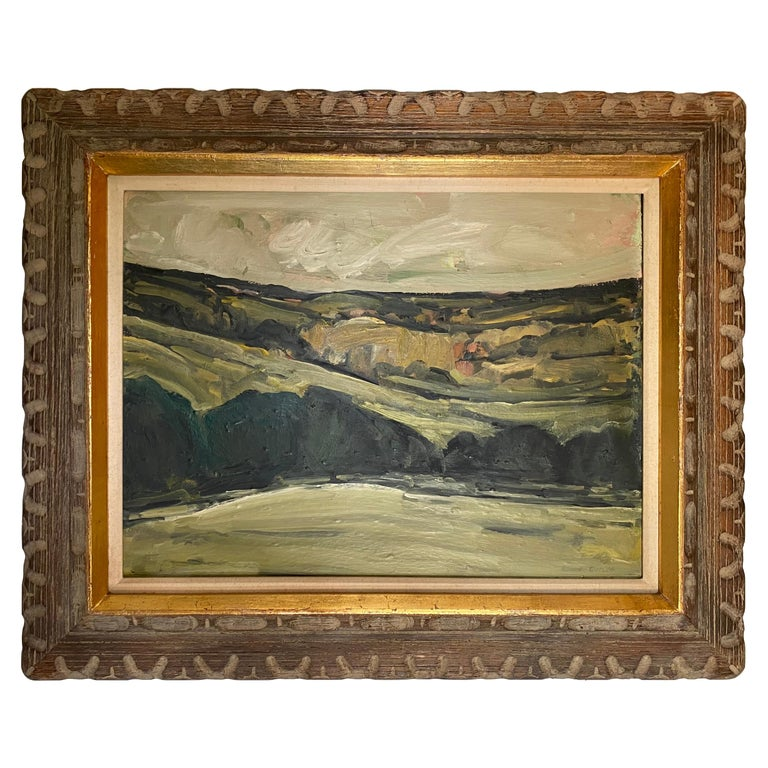 Ronnie Culter Abstract Landscape For Sale