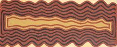 'Tingari Cycle' Australian Aboriginal Art by Ronnie Tjampitjinpa