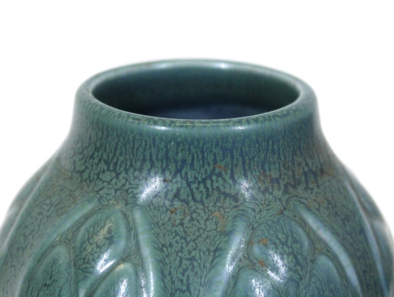 Rookwood Art Deco Pottery Ceramic Vase For Sale 1