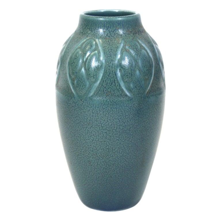 Rookwood Art Deco Pottery Ceramic Vase For Sale