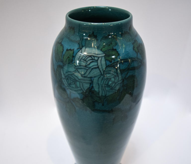 Few makers have created such an impact on American pottery as the Rookwood Pottery Company during the Arts & Crafts Movement at the turn of the century. For decades, they created a wide variety of ceramic goods that were in high demand by American
