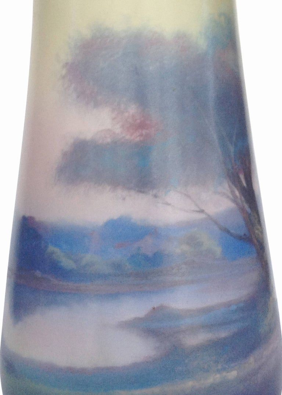 Rookwood Pottery Vellum Glaze Vase, circa 1925 For Sale 1