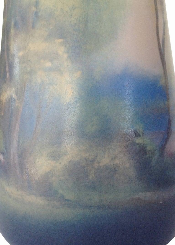Rookwood Pottery Vellum Glaze Vase, circa 1925 For Sale 2