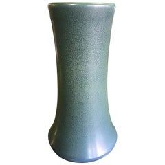 Rookwood Stamped Ceramic Pottery Glazed Vase, 1925