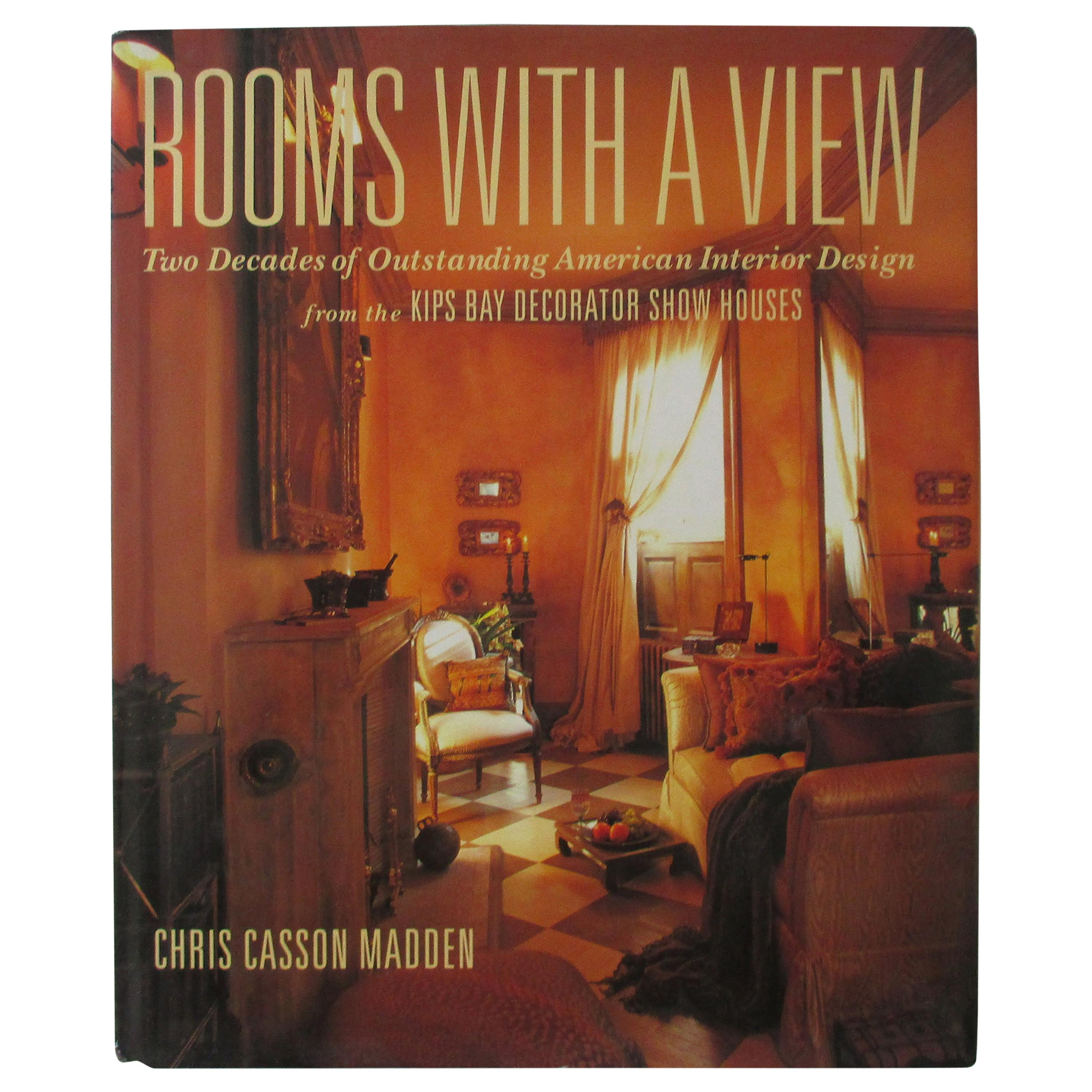 """""""Rooms With a View"""" Hard Cover Book"""
