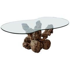 Mid-Century Organic Coffee Table