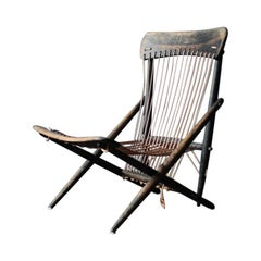 Rope Chair from Old Maruni Mokko-1