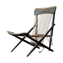 Rope Chair from Old Maruni Mokko-2