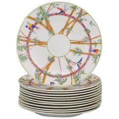Aesthetic Movement Dinner Plates