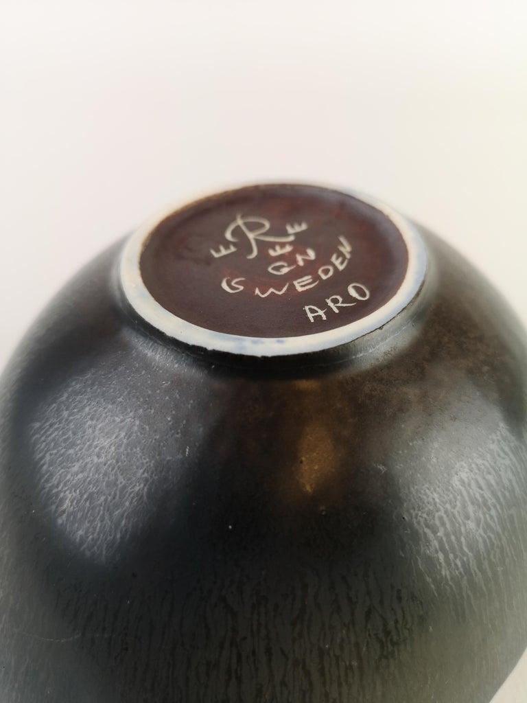 Rörstrand Gunnar Nylund Ceramic Bowl For Sale 4