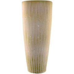 Rorstrand or Rörstrand Stoneware Vase by Gunnar Nylund