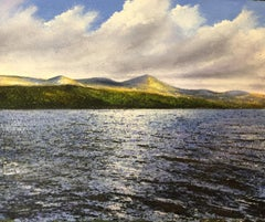 Coniston And Old original  landscape painting