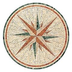 Rosa Dei Venti Rosette Mosaic