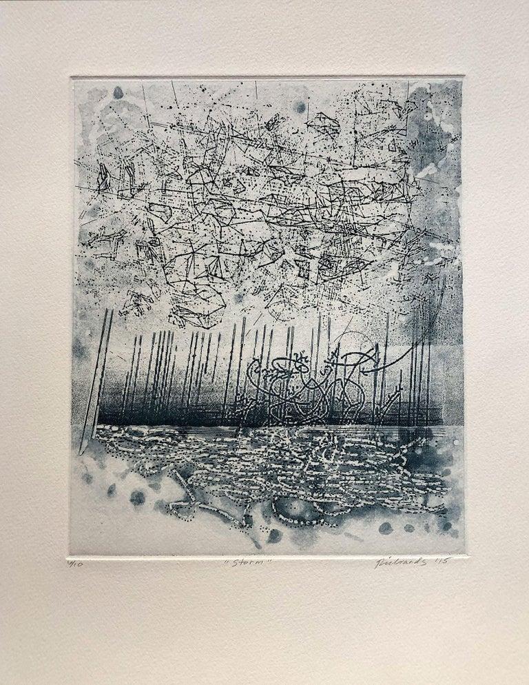 Storm - Print by Rosalyn Richards