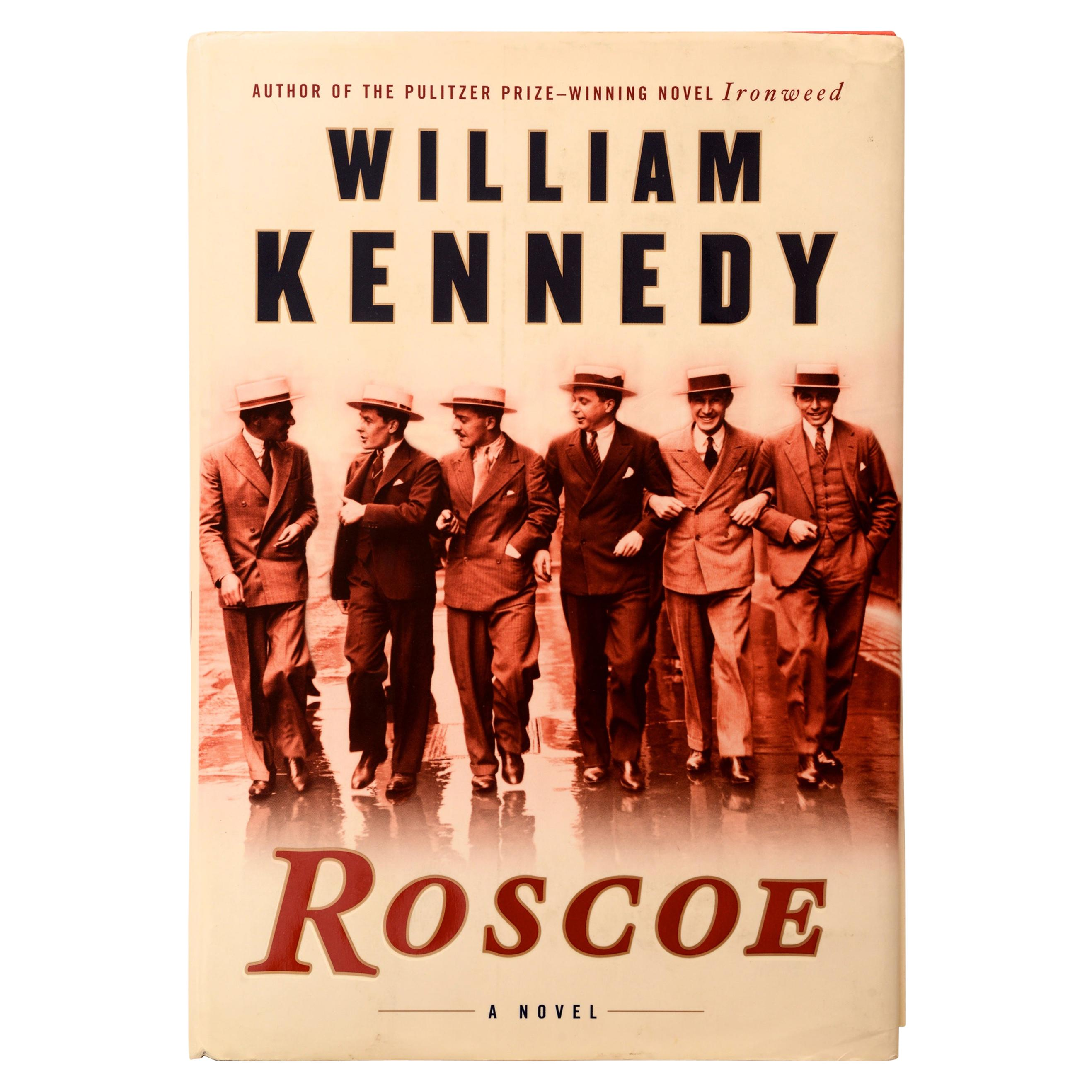 Roscoe A Novel, with a Signed Letter from the Author
