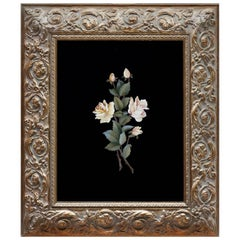 Rose Con Boccioli Mosaic