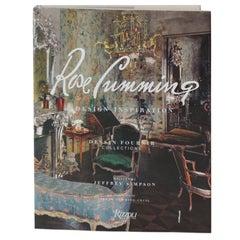 Rose Cummings Design Inspiration Decorative Book by Rizzoli