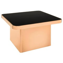Rose Gold Center Table