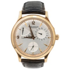 Rose Gold Jaeger-LeCoultre Master Control