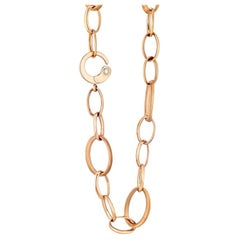 Rose Gold Large Link Chain