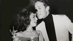 Bianca Jagger and Halston, Studio 54, 1977
