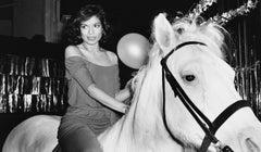 Bianca Jagger's Birthday, Studio 54, New York, 1977