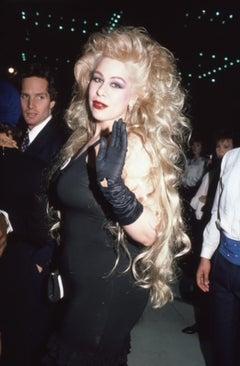 Dianne Brill, Mudd Club, 1980s
