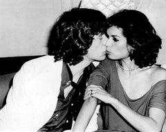 Mick and Bianca Jagger, Studio 54, New York, 1977