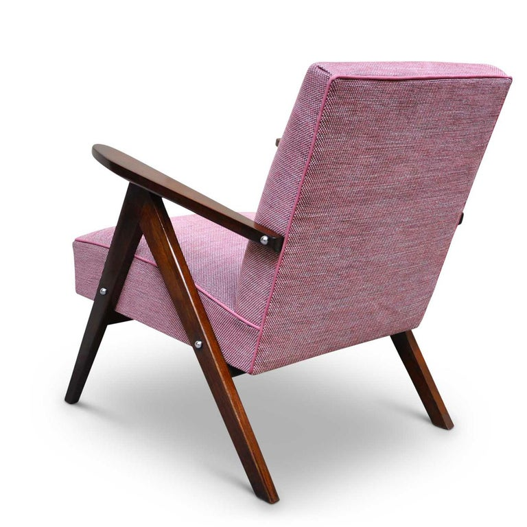 Rose Wow Armchair In Excellent Condition For Sale In Milan, IT