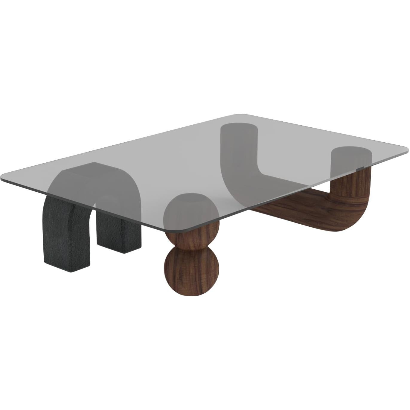 Rosedal Coffee Table by Comité de Proyectos