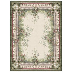 Rosemont Hand Knotted Wool and Silk 2.5 x 3.0m Rug