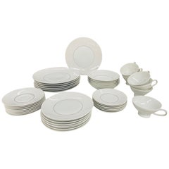Rosenthal Continental Crown Jewel China Dining Set, 34 Pieces