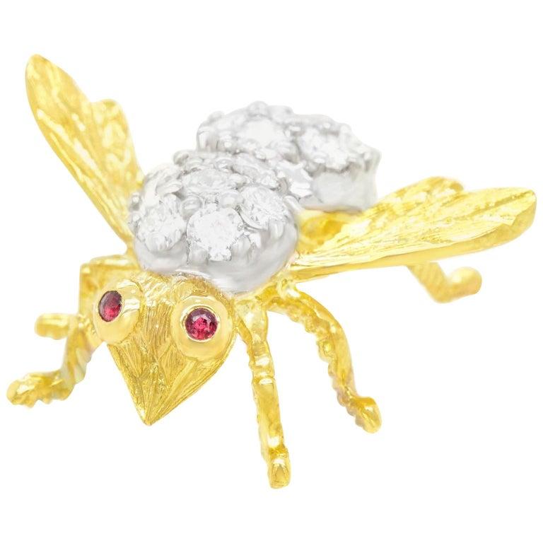 Rosenthal Diamond Bee For Sale