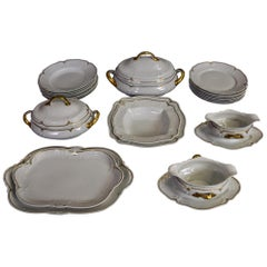 Rosenthal Dinner Set for 6 People, Sanssouci Collection