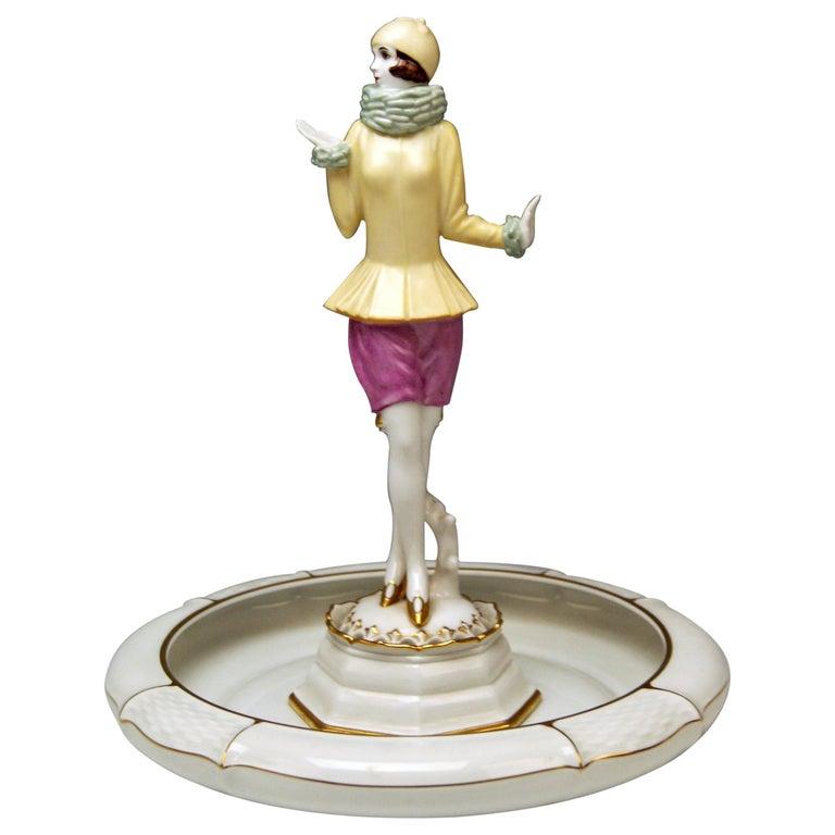Rosenthal Germany Lady Yvonne Dorothea Charol, circa 1930-1935 For Sale
